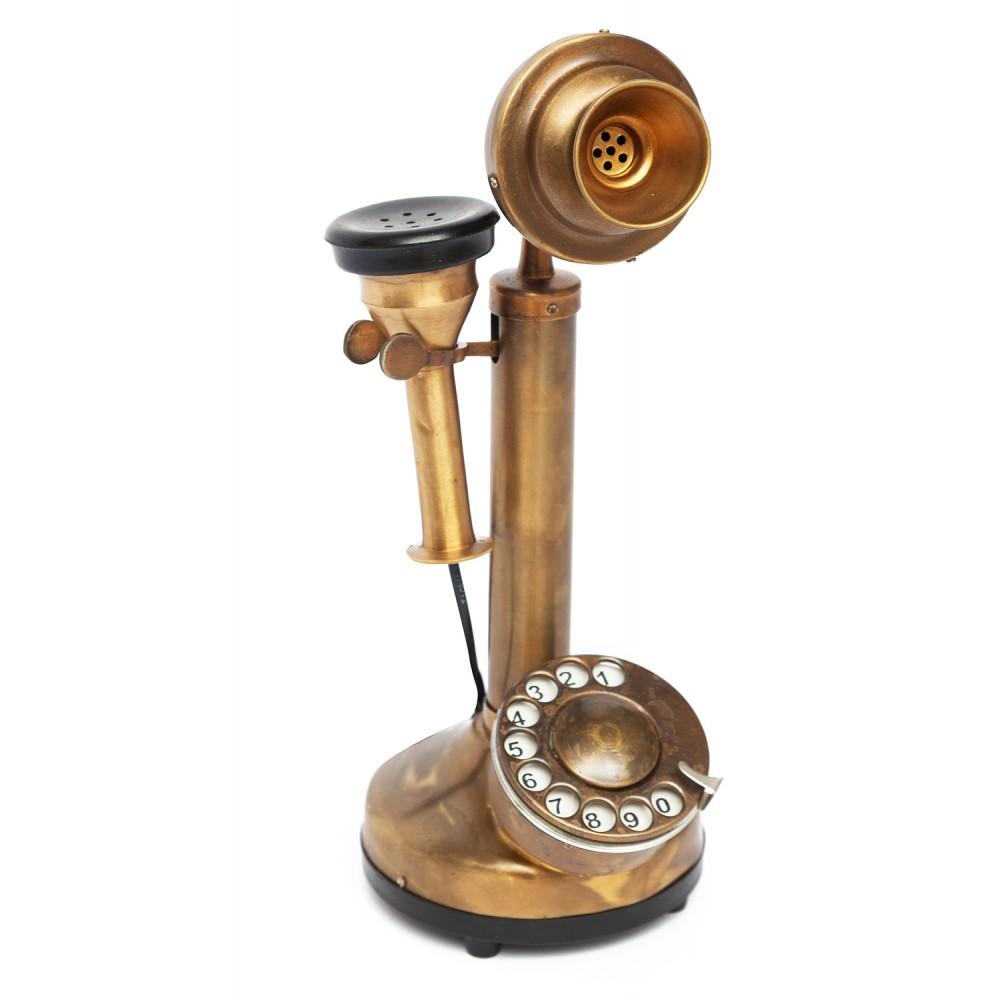 Телефон Secret De Maison Александра Бэлла ( mod.14060 ) — античная медь