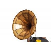 Граммофон Secret De Maison CHALIAPIN( mod. 33855 ) — античная медь/коричневый