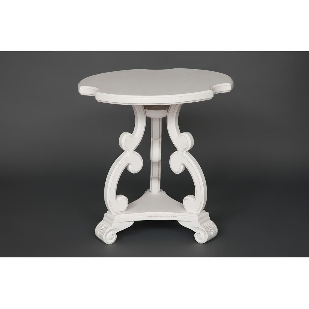 Столик Secret De Maison Боукле (BOUCLE) ( mod. 217-1109 ) — Античный белый (Antique White)