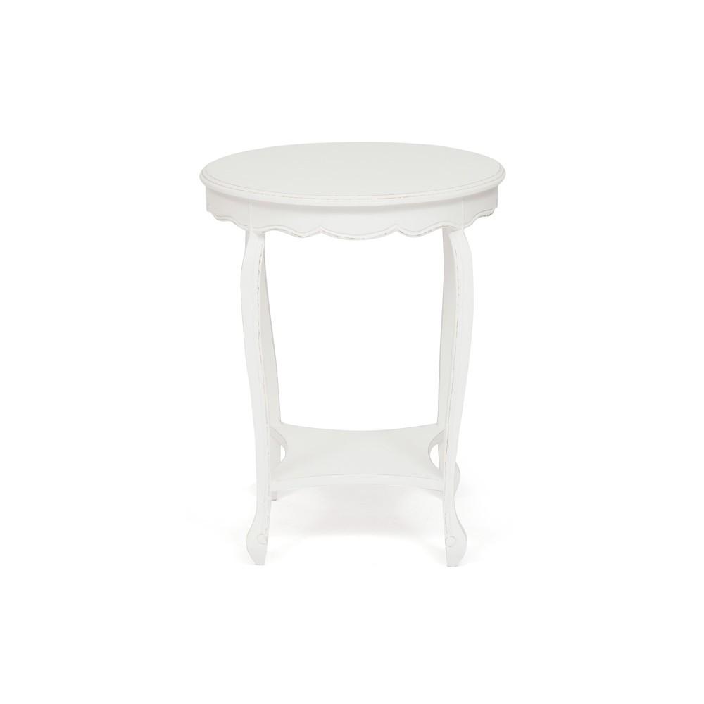 Столик Secret De Maison Бордо (BOURGEOIS) ( mod. 217-1102 ) — Античный белый (Antique White)