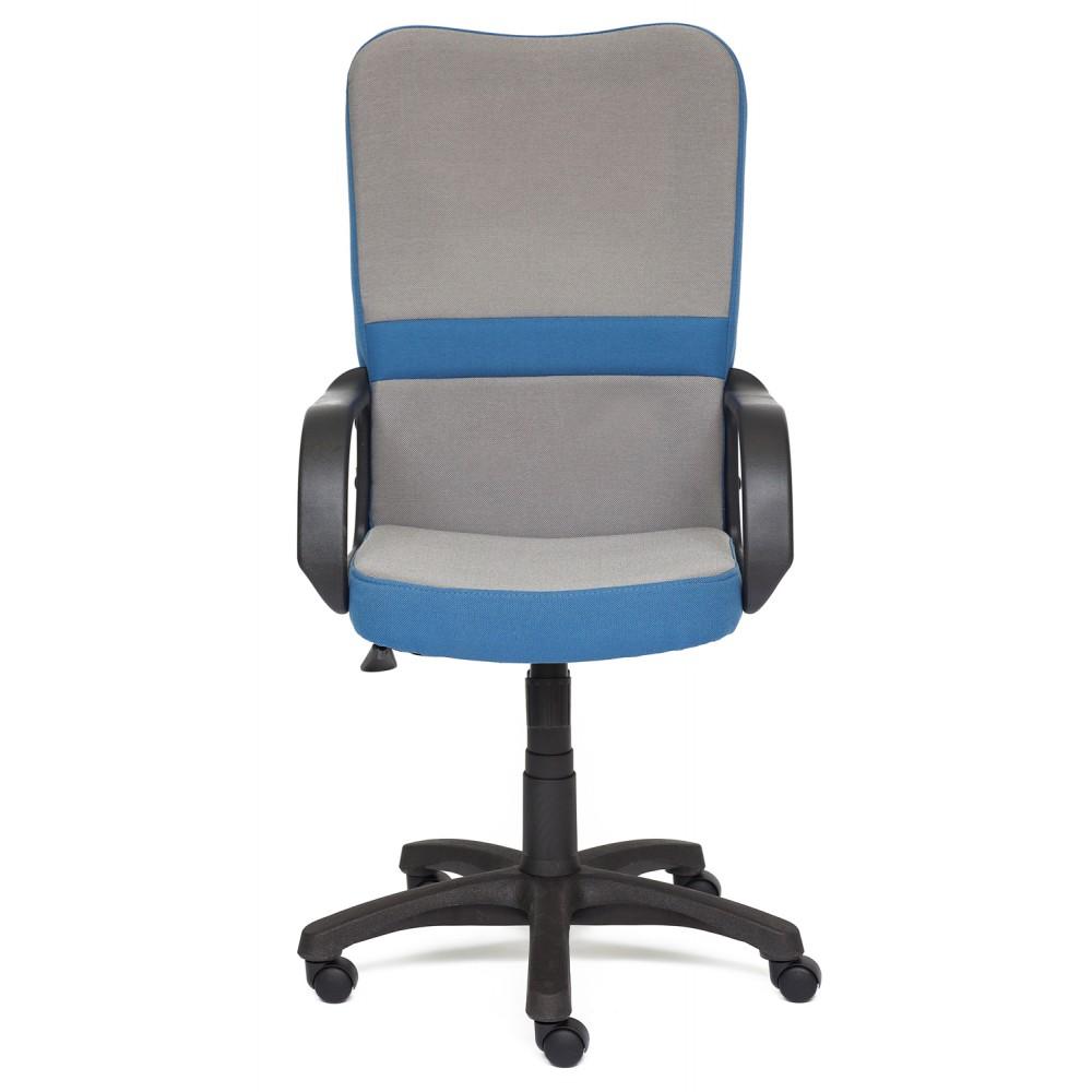 Кресло СН757 — серый/синий (С27/С24)