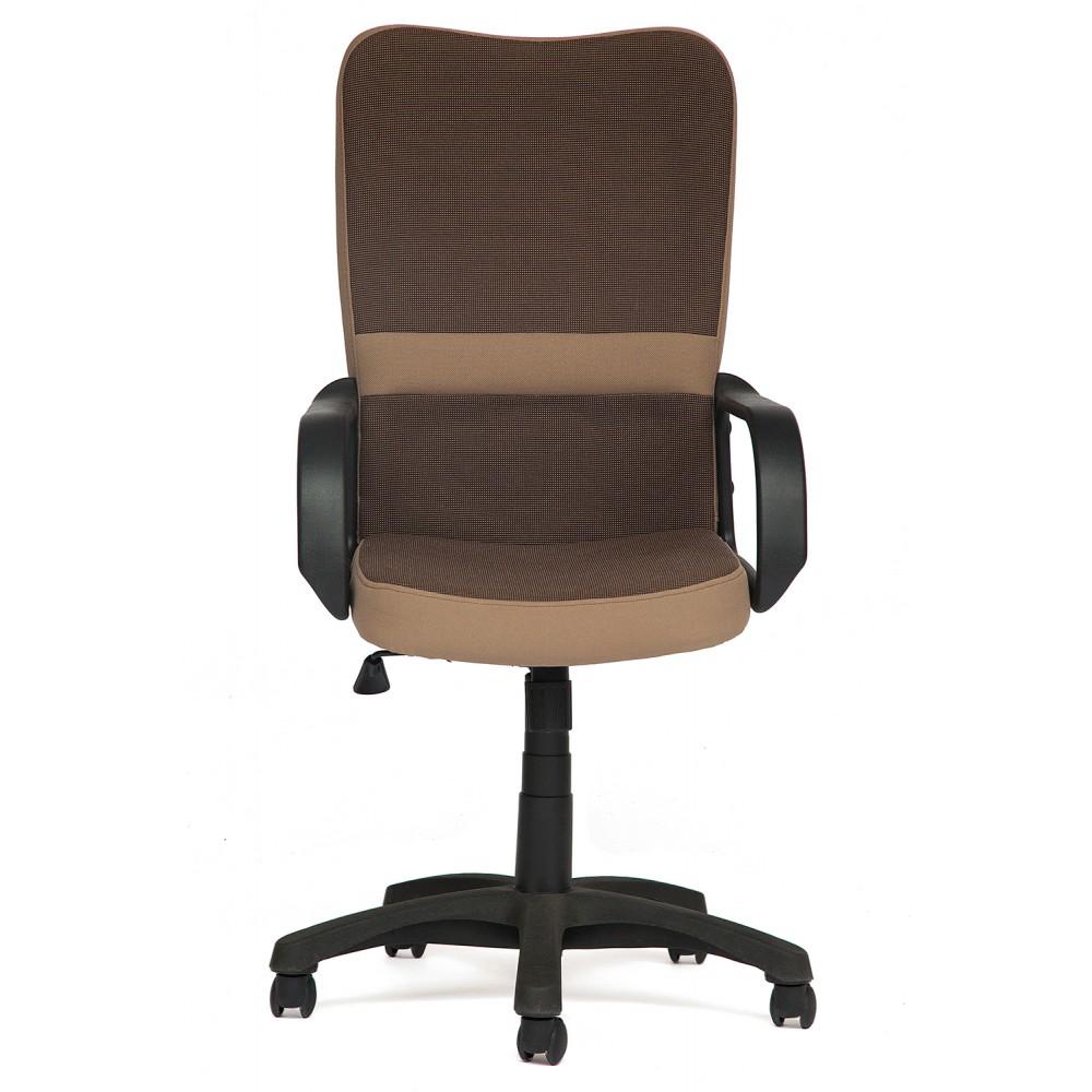 Кресло СН757 — коричневый/бежевый (26/13)