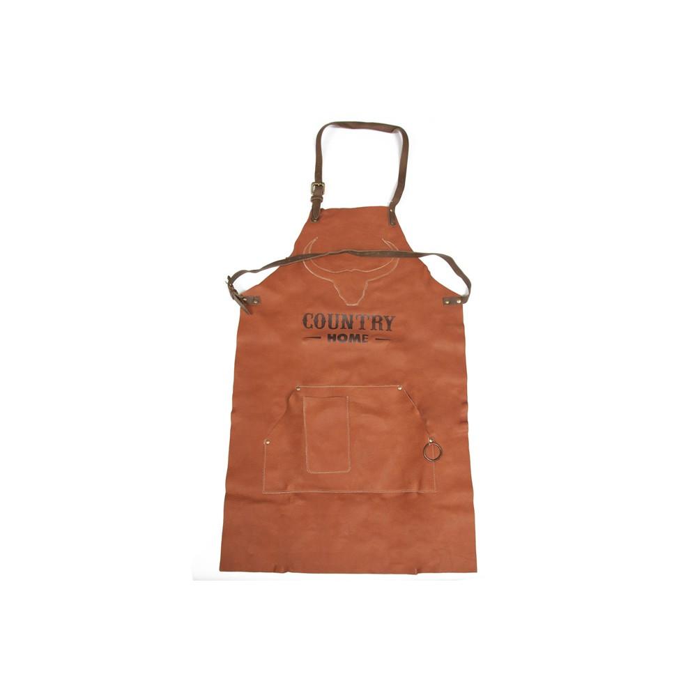 Фартук для барбекю Secret De Maison Кантри (COUNTRY) MAN ( mod. M-14330 ) — коричневый