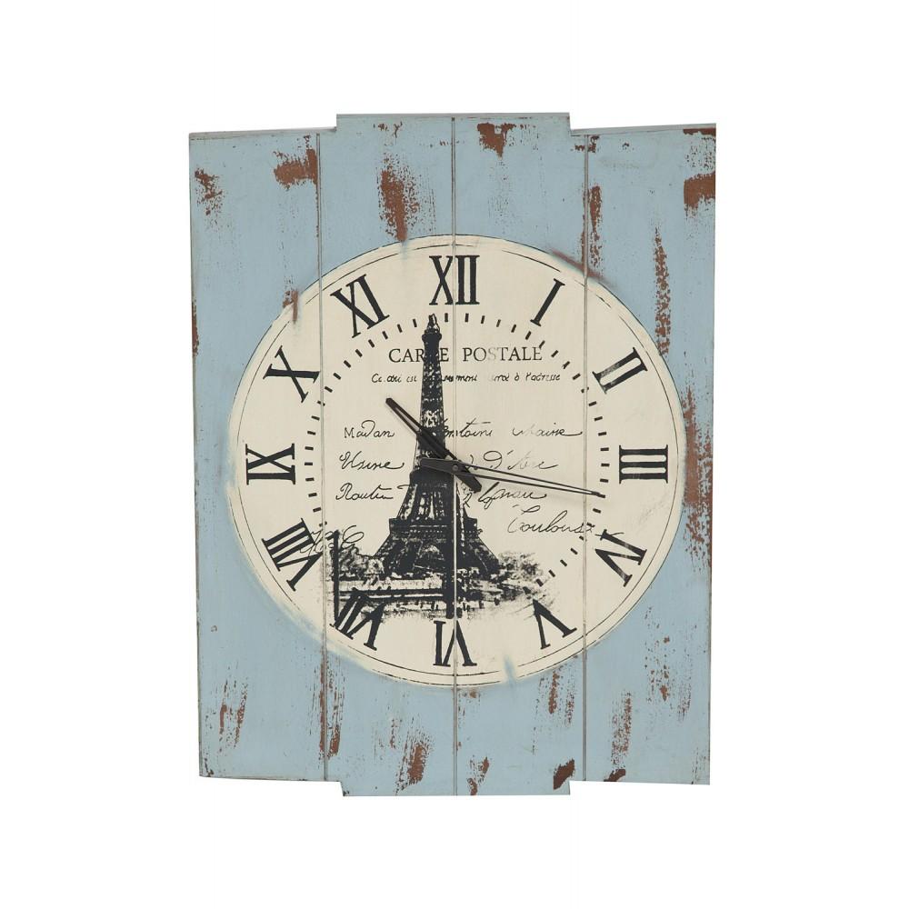 Часы Secret De Maison Эфель (EIFEL) ( mod. M-12247 ) — синий антик