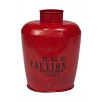 Ваза Secret De Maison Фаер (FIRE) ( mod. M-3078 ) — красный