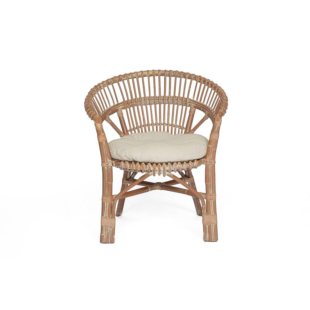 Кресло Secret De Maison Кельн (Koln) — натуральный ротанг (Натуральный + white wash)