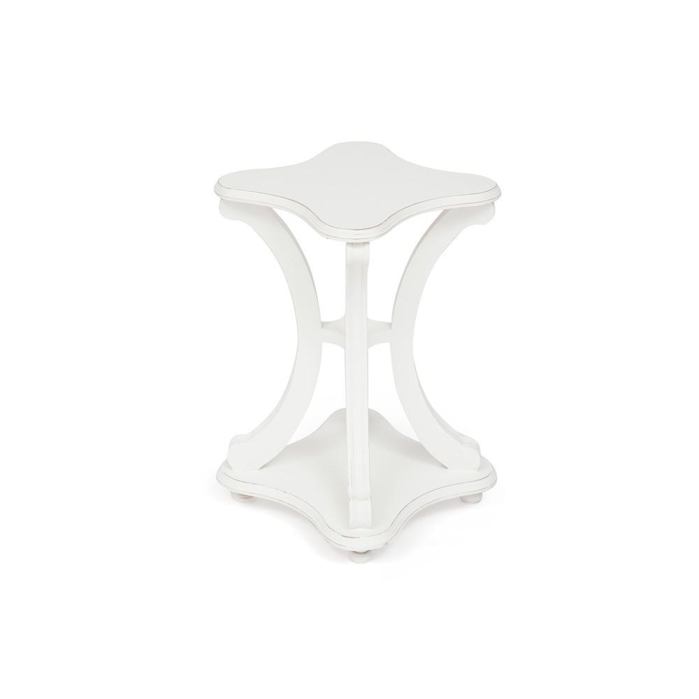 Столик Secret De Maison Ландекс (LANDEAUX) ( mod. 217-1103 ) — Античный белый (Antique White)