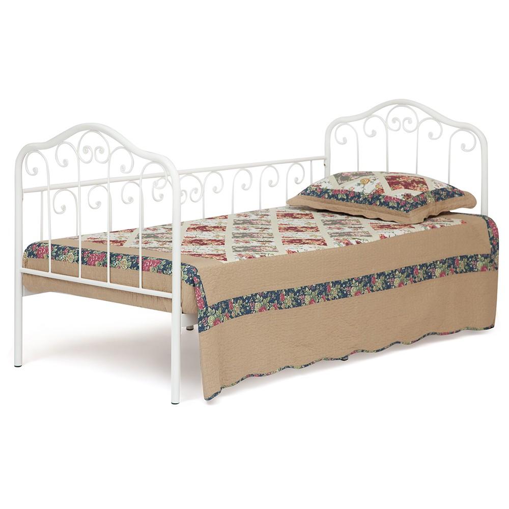 Кровать Secret De Maison Лето (LETO) — white (белый)