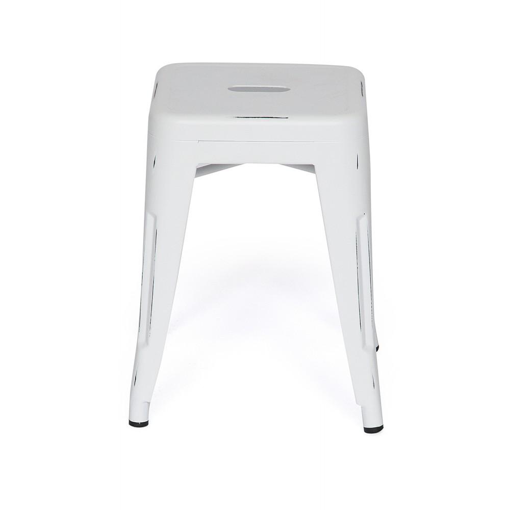 Табурет Secret De Maison Лофт (LOFT)  (mod. 008) — белый