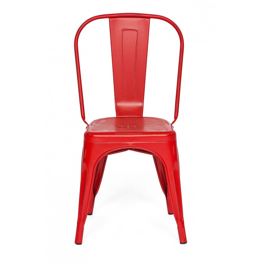 Стул Secret De Maison Лофт (LOFT) CHAIR (mod. 012) — красный/red vintage