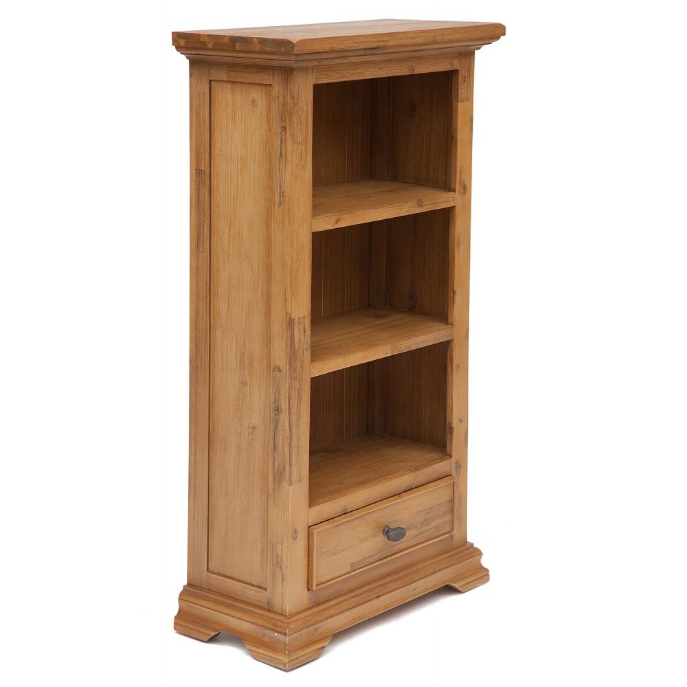 Книжный шкаф Secret De Maison Авиньен (AVIGNON) ( mod. PRO-L01-H195 ) — дерево акация