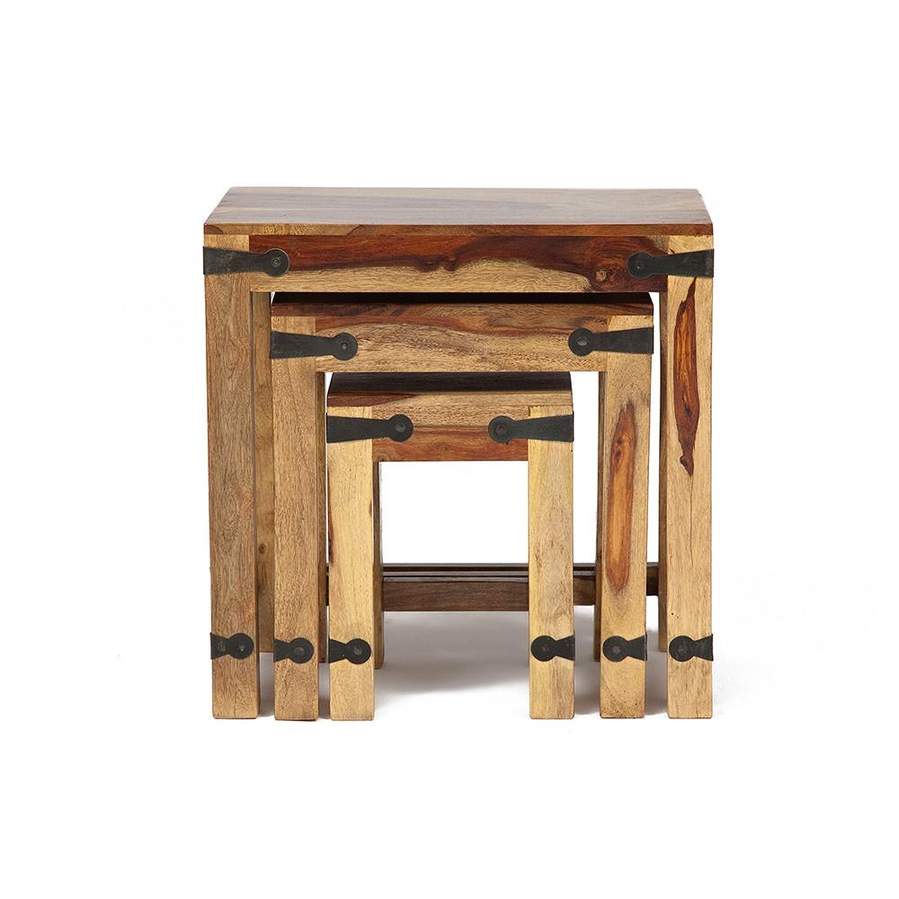 Набор табуреток/столиков Бомбей ( SAP-0077 )