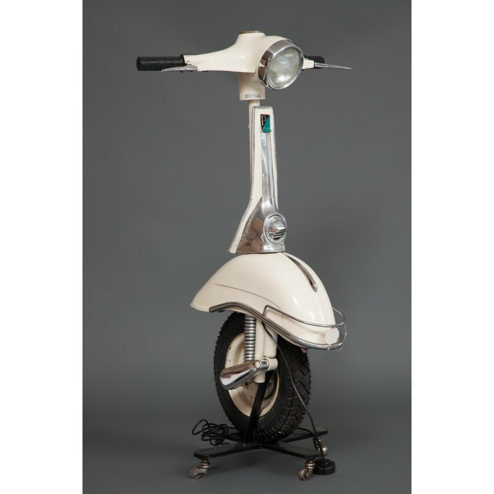 Лампа напольная Secret De Maison Scooter  ( mod. TC-4 ) — слоновая кость/ivory
