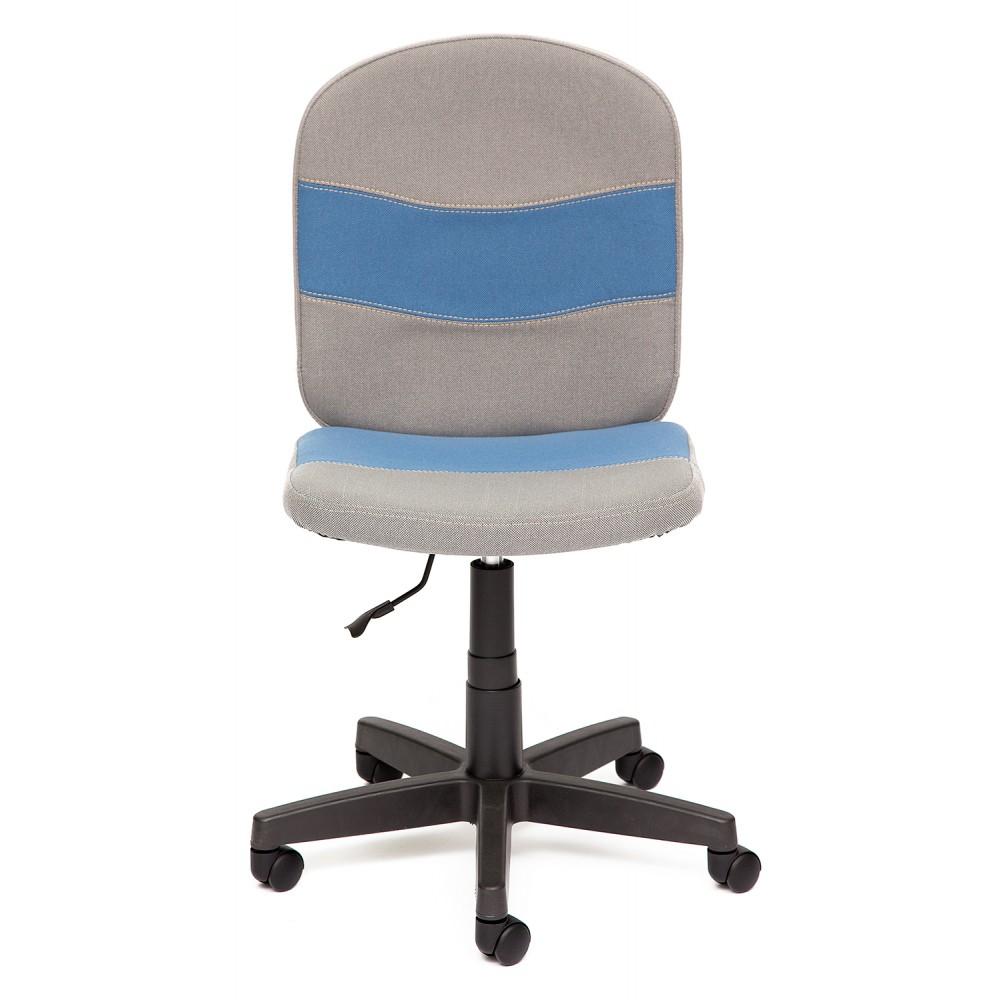 Кресло Степ (STEP) — серый/синий (С27/С24)