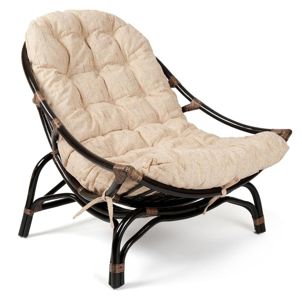 Кресло VENICE / без подушки / Cognac (коньяк)