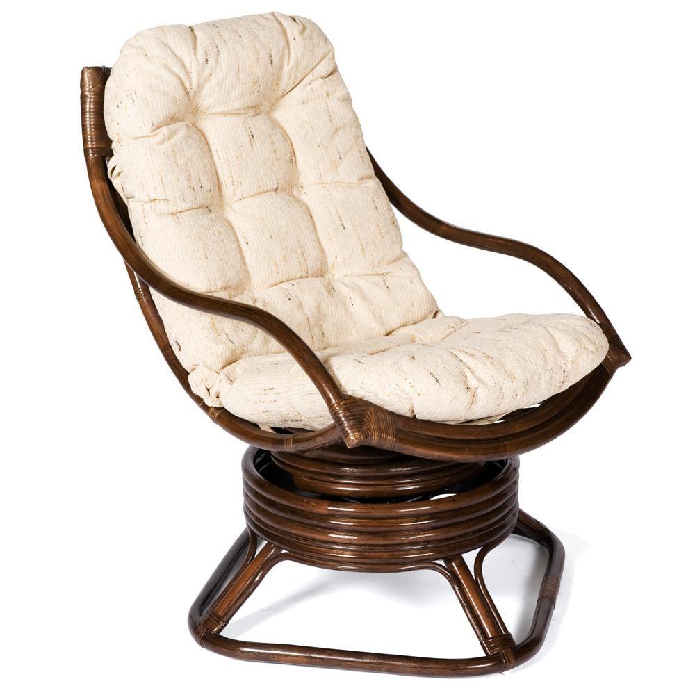 Кресло Cozy 5015 / без подушки/ орех (walnut)
