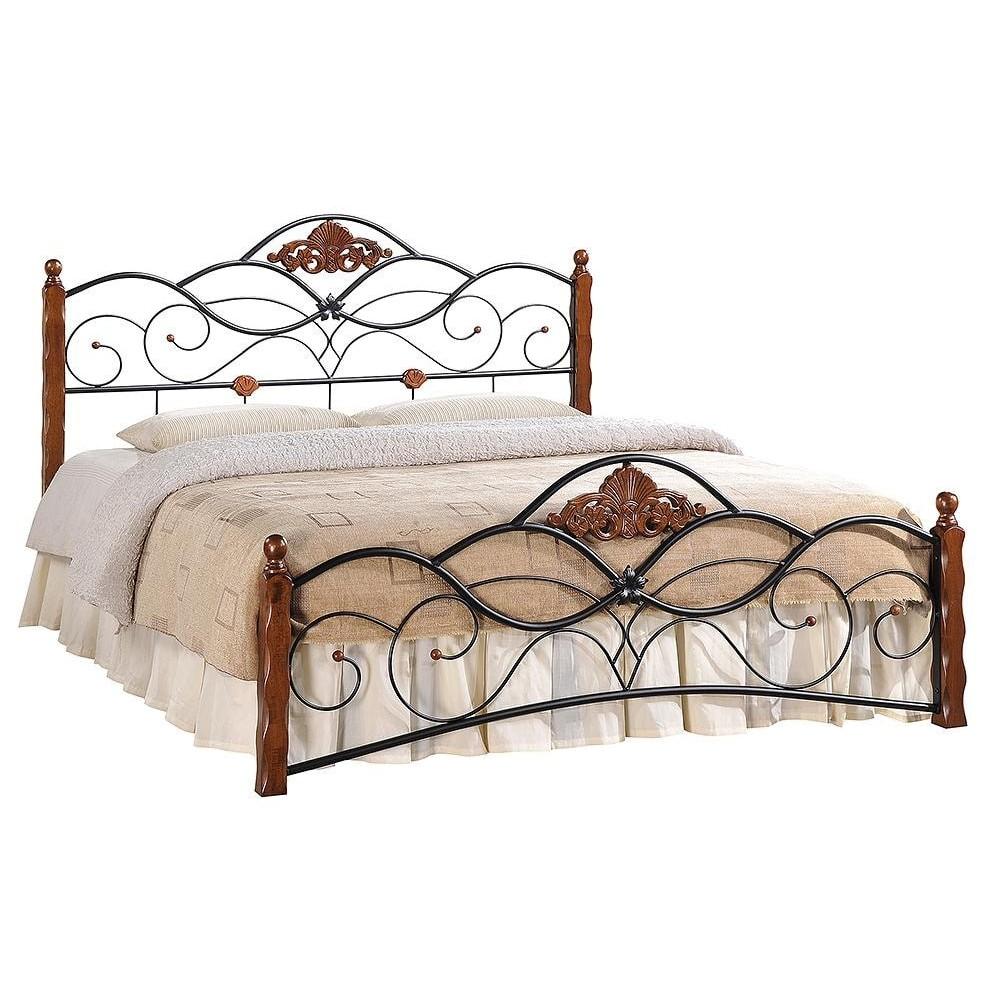 Кровать FD 881 (аналог Canzona) 160*200 см (Queen bed)