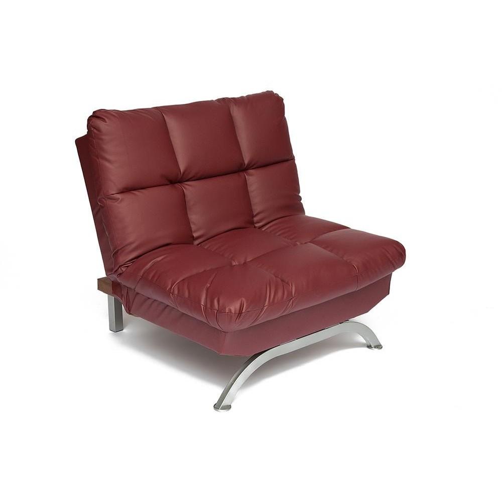 Кресло AMERILLO кож/зам, бордо, 36-7