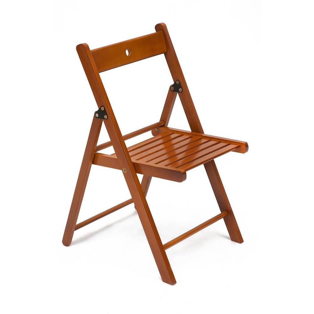 Складной стул SN-3601 натуральный (natural)