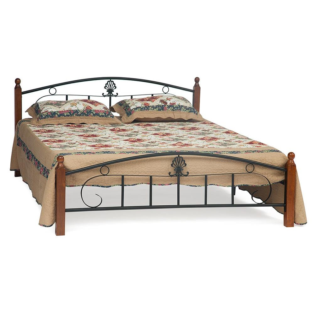 Кровать РУМБА (AT-203)/ RUMBA 180х200 см (king bed)