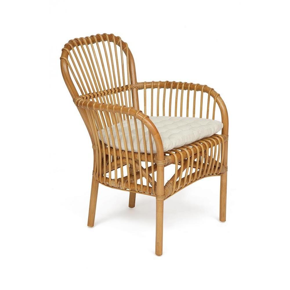 Кресло Nabire темный мед/ dark honey