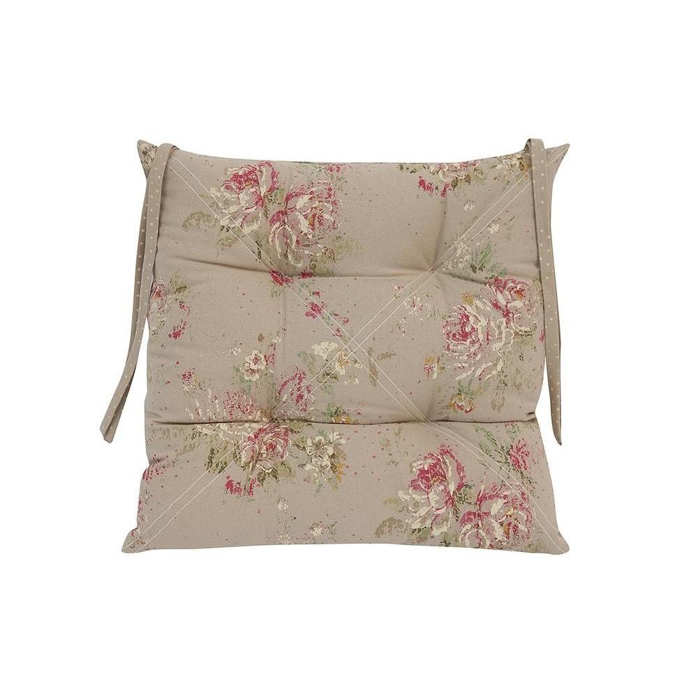 KATHY | Подушка на стул хлопок, 43 х 43