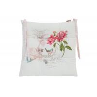 Fleurimont | Подушка на стул хлопок, 43 х 43