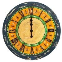 Часы Secret De Maison ROOMER ( mod. FS-504) металл,  античный коричневый