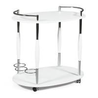 Сервировочный столик SC-5037-W белый