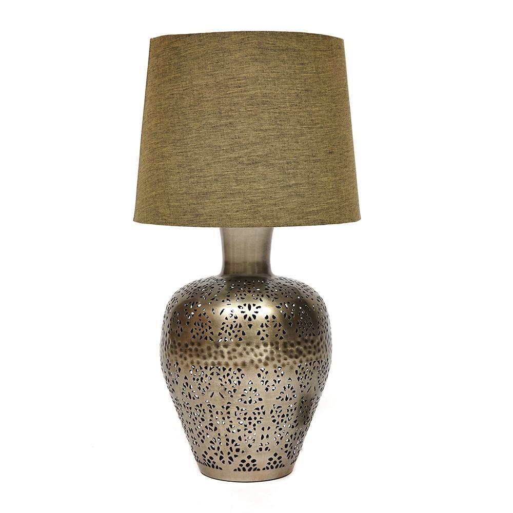 Лампа настольная Secret De Maison (mod. 3422) металл, античное серебро