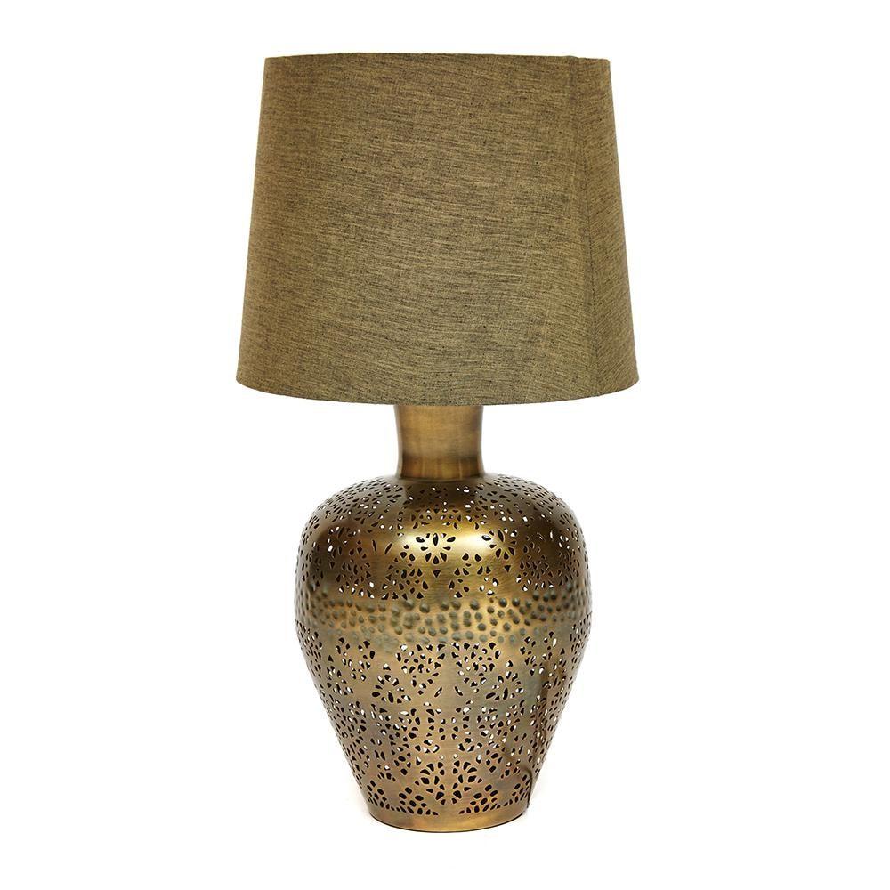 Лампа настольная Secret De Maison (mod. 3422) металл, античная медь