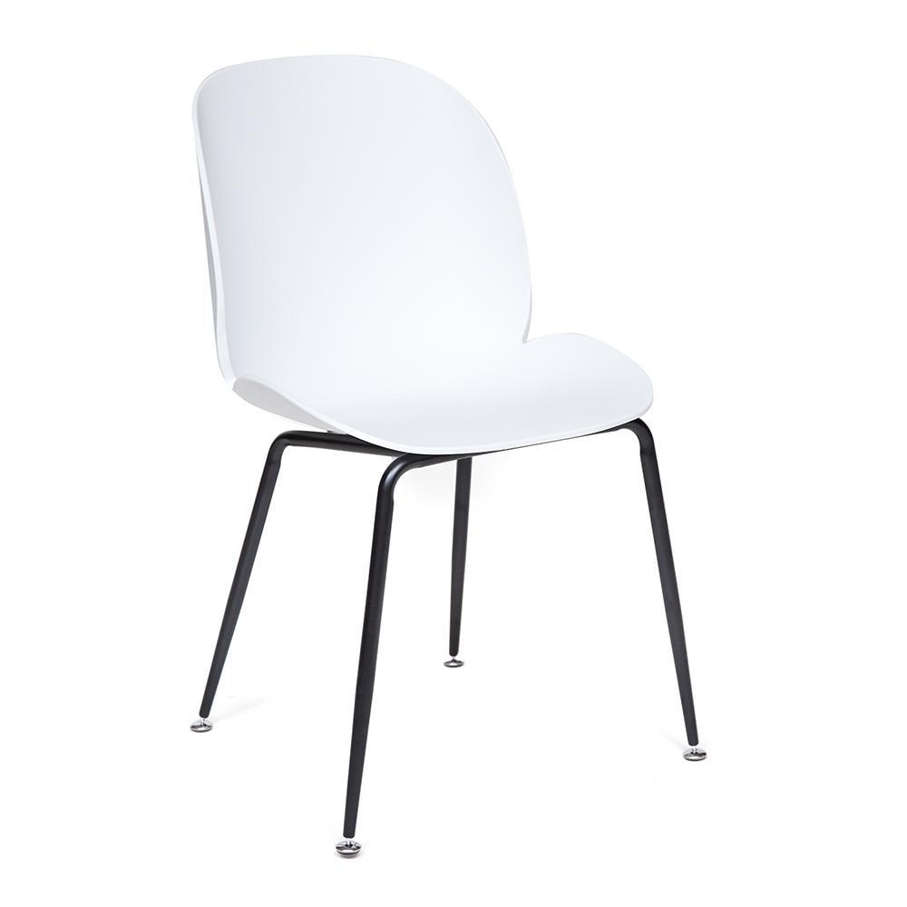 Стул Secret De Maison Beetle Chair (mod.70) металл/пластик, белый