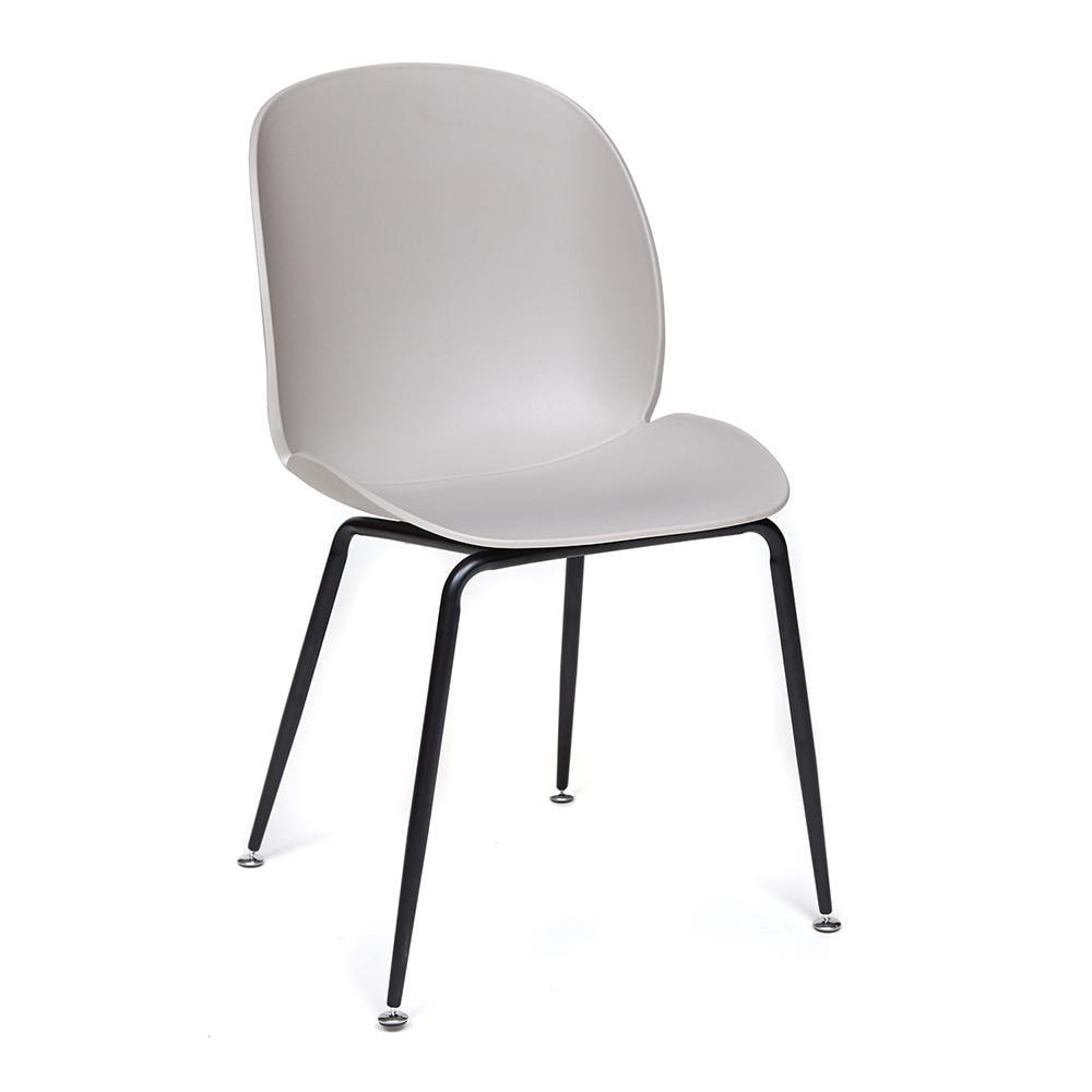 Стул Secret De Maison Beetle Chair (mod.70) металл/пластик, серый