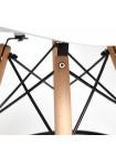 Стул Secret De Maison Cindy Bar Chair (mod. 80) пластик, белый