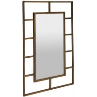 Зеркало Secret De Maison BESSIE ( mod. MIR 19-01A ) металл, 120х2х80см, античный дуб