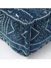 Модуль мягкий со спинкой Secret De Maison VERONA (mod. 10096) cotton Kilim, синий