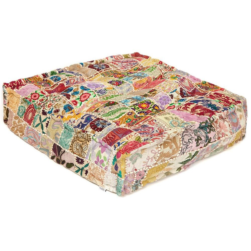 Модуль мягкий Secret De Maison FANCY(mod. MA-107) cotton patchwork, этнический Patchwork