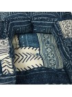 Кресло Secret De Maison BASCO (mod. MA-112) cotton Kilim, синий