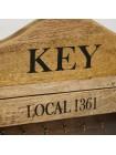 Ключница Secret De Maison KEY ( mod. M-7865) дерево манго, натуральный
