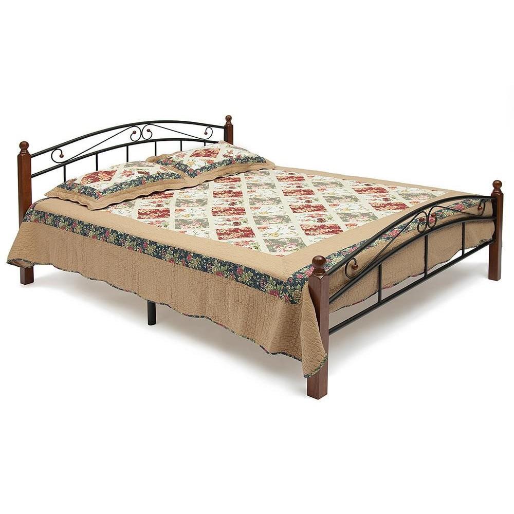 Кровать AT-8077 180*200 см (king bed)