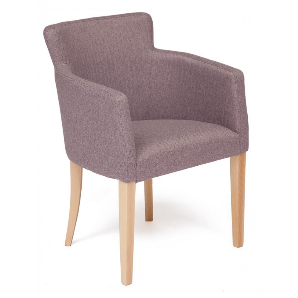 Кресло Князь (KNEZ)  (KRUNA) — натуральный ( бук )