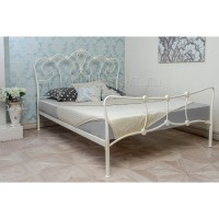 Кровать Агата (Agata 200х160) бежевая