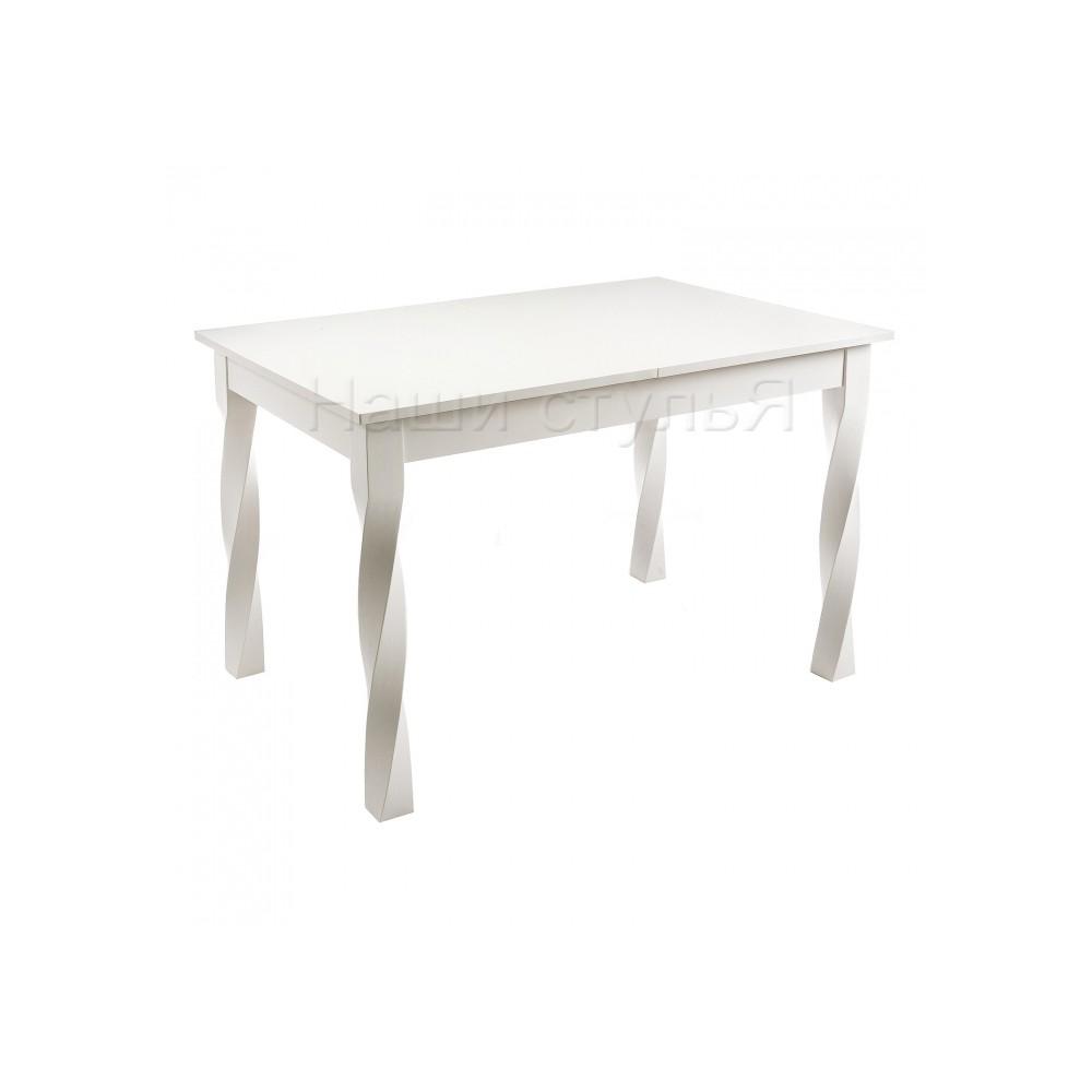 Стол деревянный Кроно (Krono) butter white