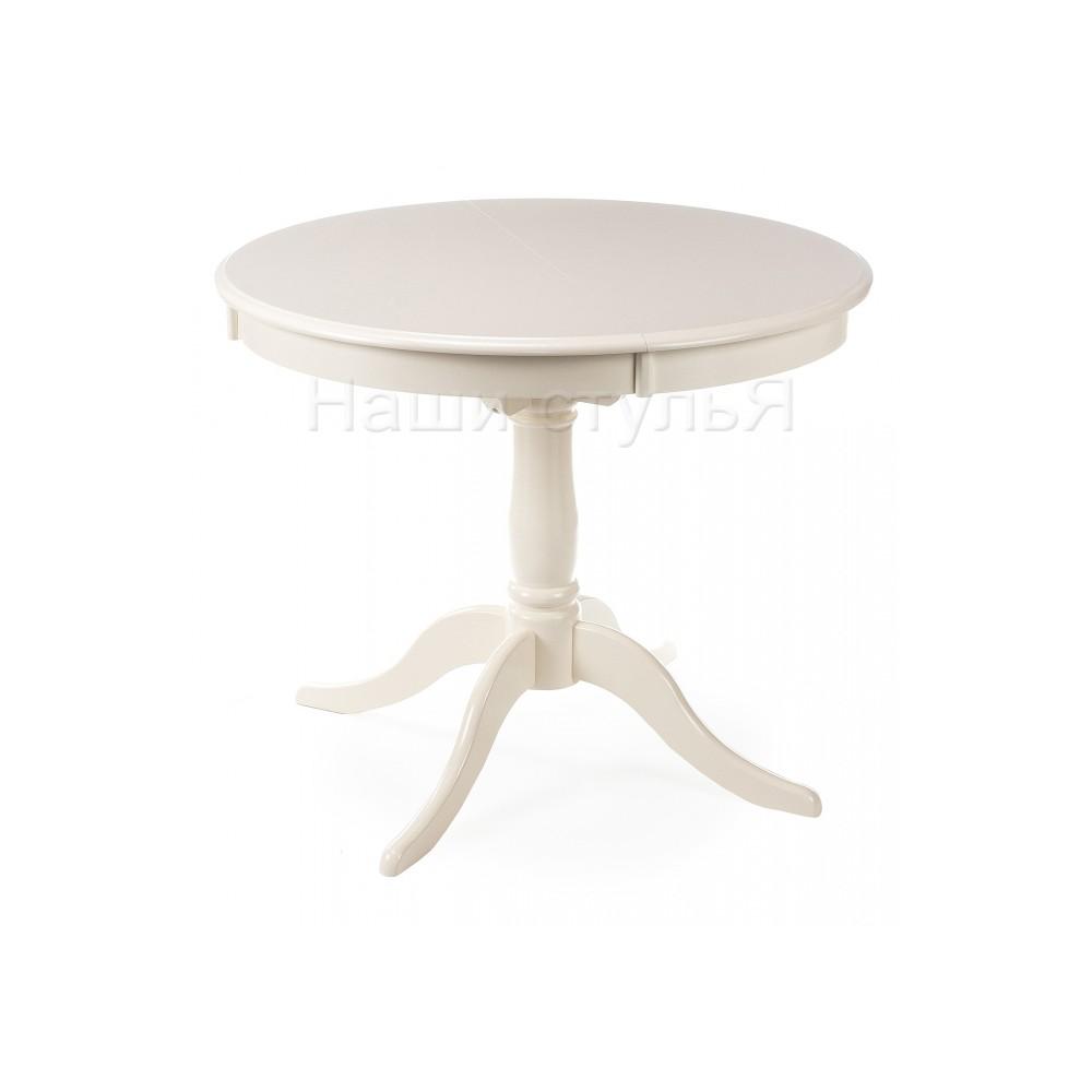 Стол раскладной Сирена (Sirena) Butter white