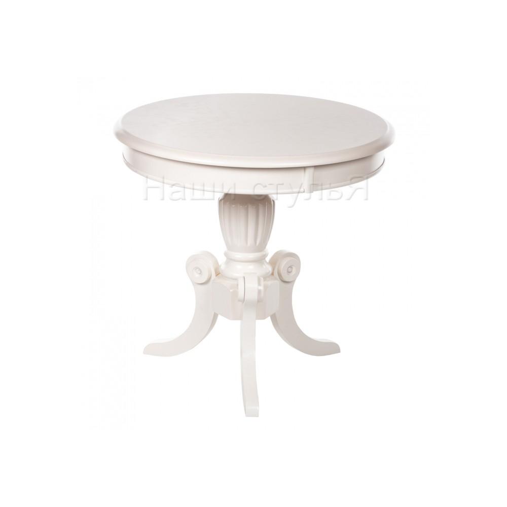 Стол деревянный Моон (Moon) ivory
