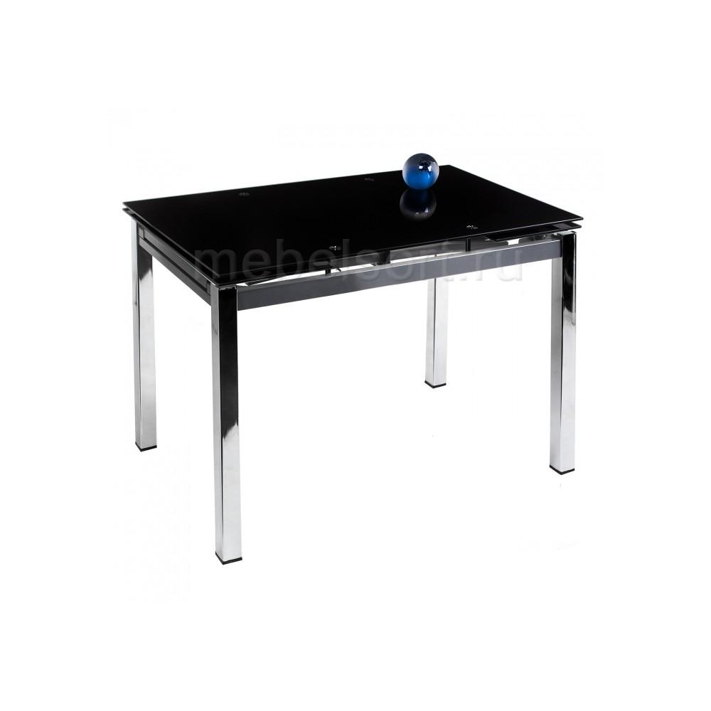 Стол раскладной Квадро (Kvadro) 110 черный