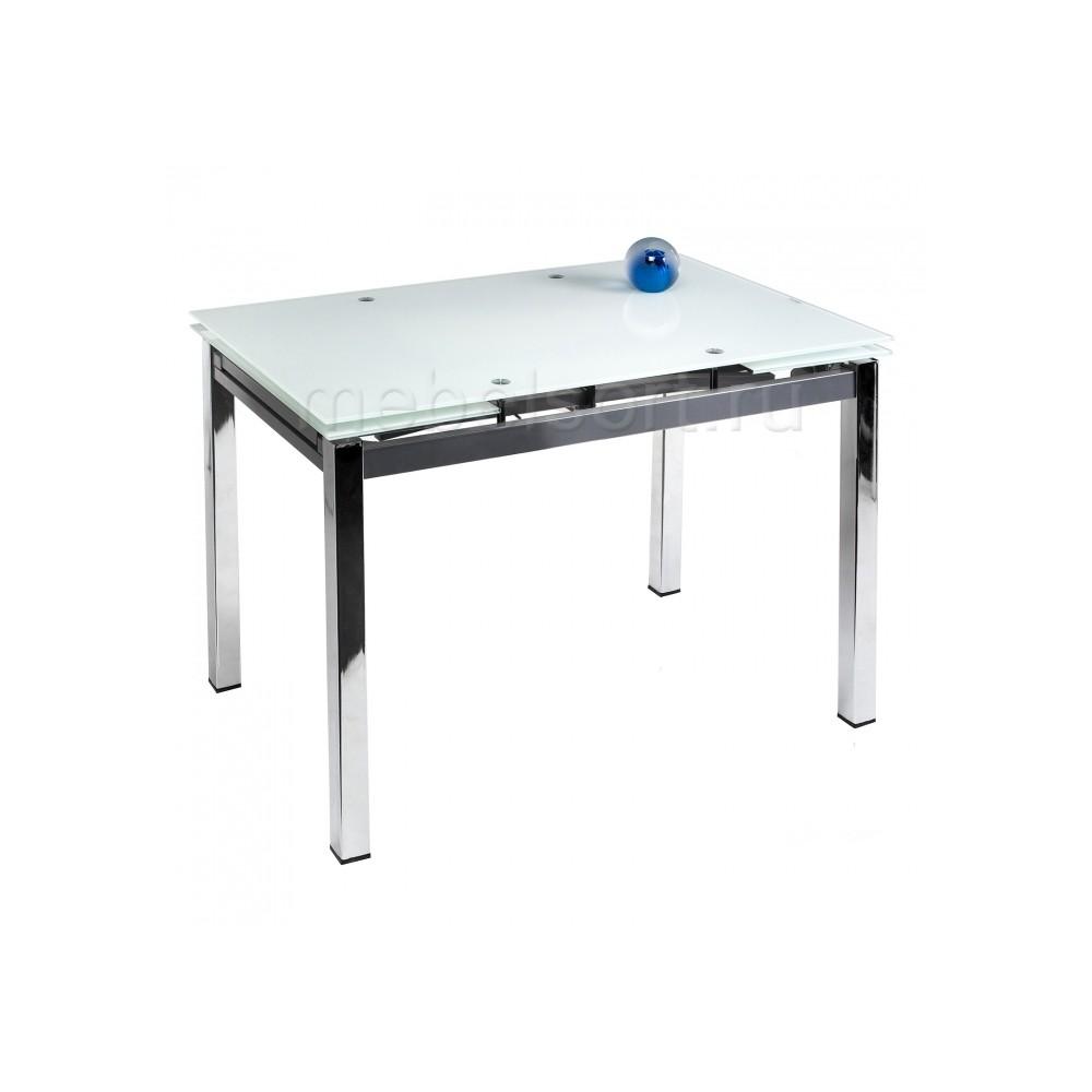 Стол раскладной Квадро (Kvadro) 110 белый
