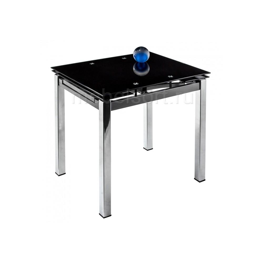 Стол раскладной Квадро (Kvadro) 80 черный