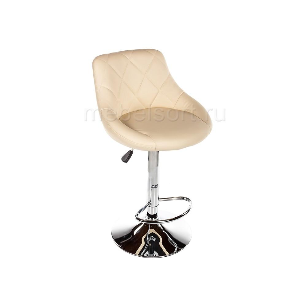 Барный стул Керт (Curt) бежевый