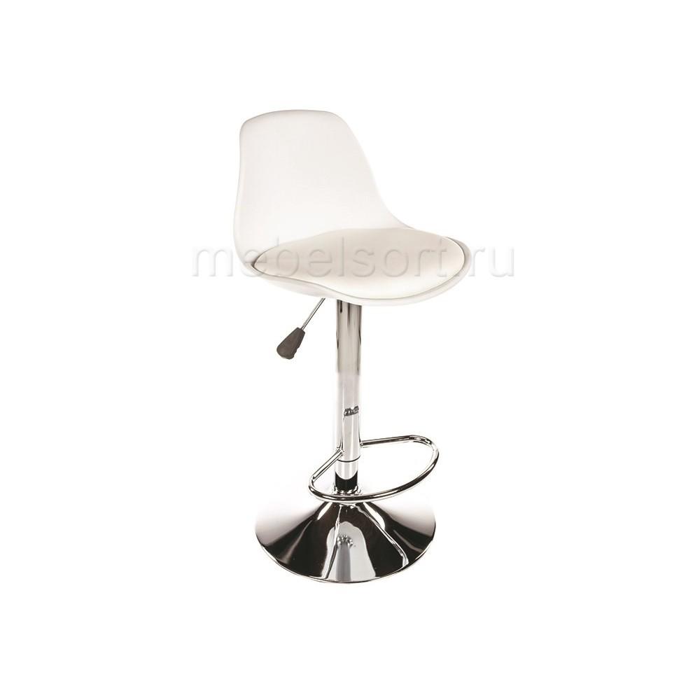 Барный стул Софт (Soft) белый